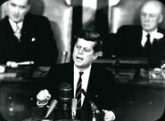 John F Kennedy speech