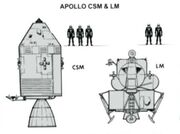 Apollo CSM & LM