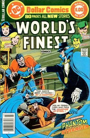Cover for World's Finest #249