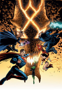 JLA - Trial by Fire