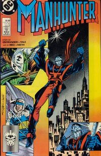 Manhunter Vol 1 1
