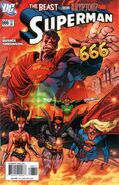 Superman v.1 666