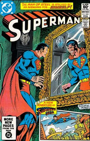 Cover for Superman #368