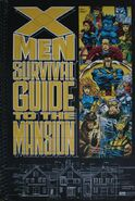 X-Men Survival Guide to the Mansion Vol 1 1