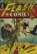 Flash Comics 61