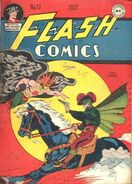 Flash Comics 73