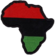 AfricaPatchRedBlackGreen