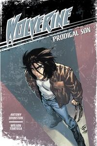 Wolverine Prodigal Son 1