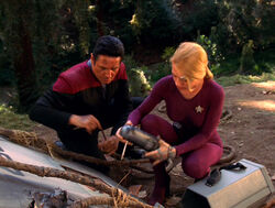 Chakotay Seven Natural Law