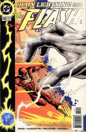 Cover for Flash #150
