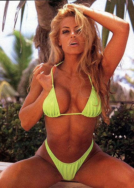 File:Ts bikini.jpg. Featured on:Trish Stratus/Image gallery