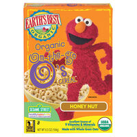 Honey Nut Organic On-the-go O&#39;s Cereal