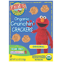 Original Organic Crunchin&#39; Crackers