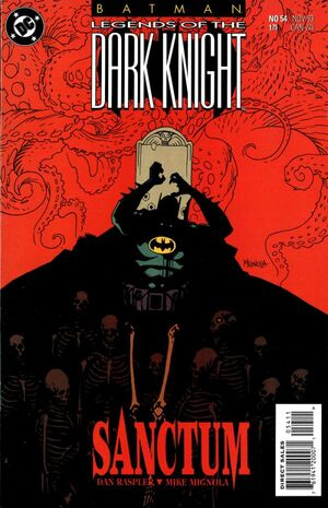 Cover for Batman: Legends of the Dark Knight #54