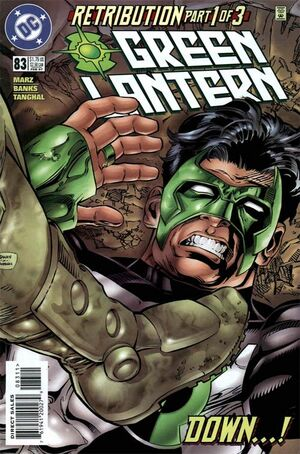 Cover for Green Lantern #83