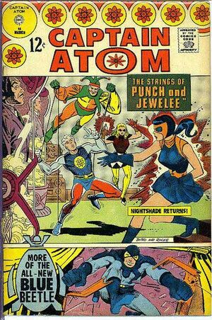 Cover for Captain Atom (Charlton) #85