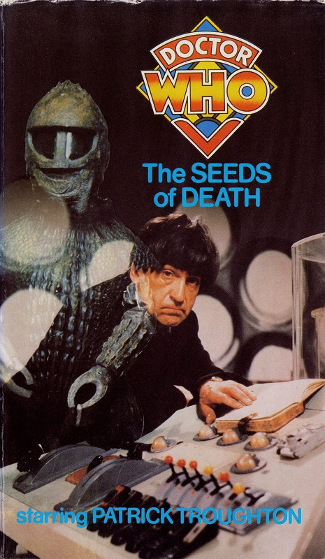 the seeds of death The seeds of death was released on vhs and betamax in 1985 in an omnibus format (the first bbc video release not to feature tom baker as the doctor.