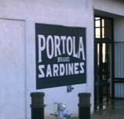 Portola Brand Sardines