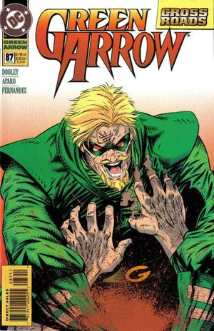 Cover for Green Arrow #87