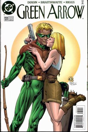 Cover for Green Arrow #131