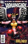 Hawkgirl Vol 1 50