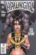 Hawkgirl Vol 1 54