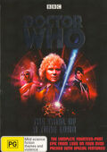 Trial of a time lord australia dvd