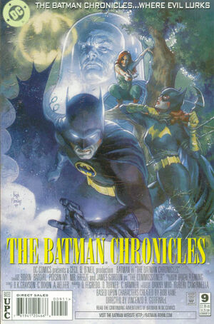Cover for Batman Chronicles #9