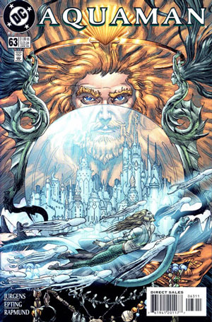 Cover for Aquaman #63
