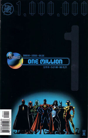 Cover for DC One Million #1