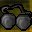 Dual Eye Patch Icon