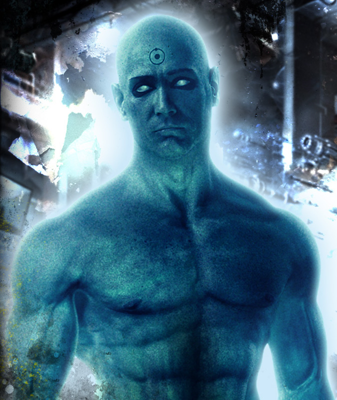 Personality ... MBTI Enneagram Dr. Manhattan ( Watchmen ) ... loading picture