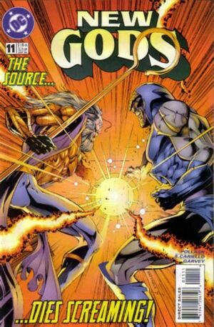 Cover for New Gods #11