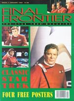 Final Frontier issue 7 cover