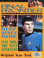 Final Frontier issue 8 cover