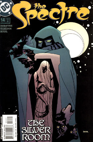 Cover for Spectre #14