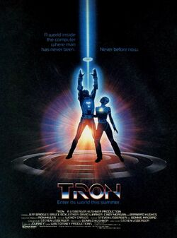 Tron poster1