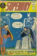 Superboy Vol 1 182