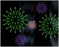 Kirby firework