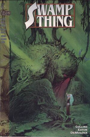 Cover for Swamp Thing #135