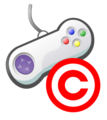 Copyrighted video game icon.png