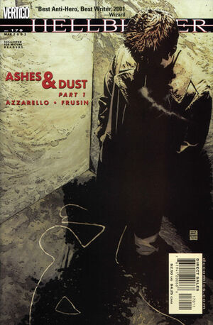 Cover for Hellblazer #170