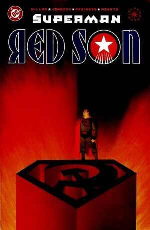 Cover for Superman: Red Son #1