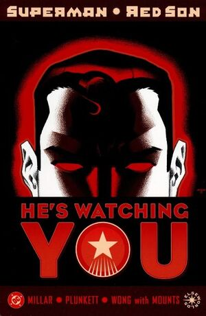 Cover for Superman: Red Son #3
