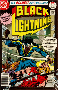 Black Lightning Vol 1 1