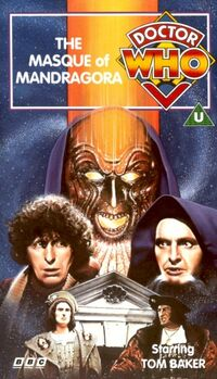 Masque of mandragora uk vhs