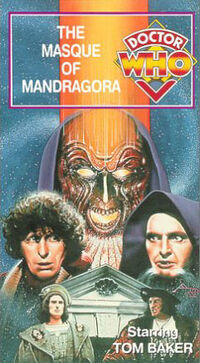 Masque of mandragora us vhs