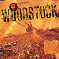 Best Of Woodstock album cover