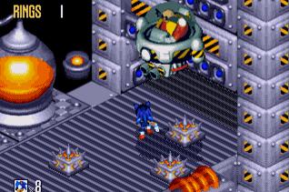 Sonic 3D Blast de Sega Genesis [Especial post]