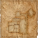 Map Foltests Castle